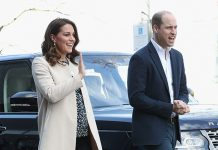 Prince William and Kate Middleton will be visiting a Centrepoint hostel next week Photo C GETTY