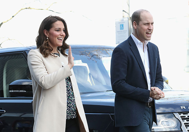 Prince William and Kate Middleton will be at a hostel next week – heres why Photo C GETTY