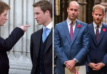 Prince William and Prince Harry Image Getty