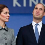 Prince William and the Duchess of Cambridge recently went to Leicester after the helicopter tragedy Image GETTY