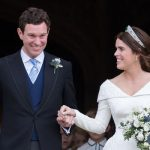 Princes Eugenie married last month at the same chapel as Prince Harry and Meghan Markle Image GETTY
