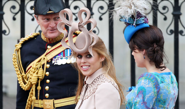 Princess Beatrice is the last single top tier Royal of her generation Image GETTY