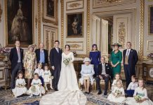 Princess Beatrices younger sister Princess Eugenie married Jack Brooksbank last month Image GETTY