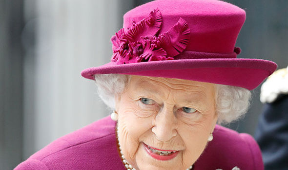 Princess Charlottes confident nature has given the Queen a popularity boost Image GETTY