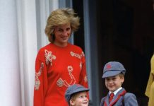 Princess Diana Photo C GETTY
