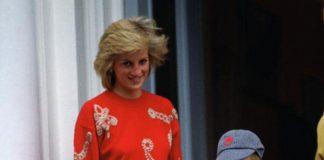 Princess Diana Photo C GETTY