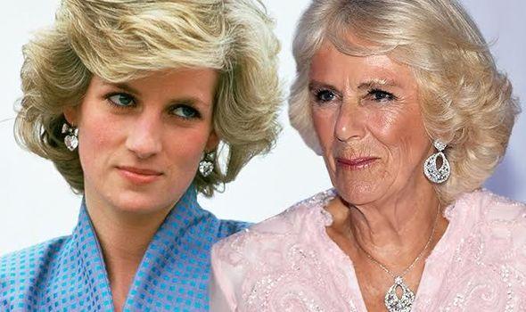 Princess Diana and Catherine Duchess of Cambridge Photo C GETTY