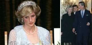 Princess Diana and Prince Charles divorced in 1996 Image Getty