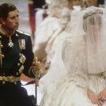 Princess Diana and Prince Charles on their wedding day Image Getty