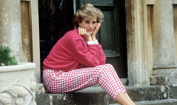Princess Diana tragically died in a 1997 car crash Image GETTY