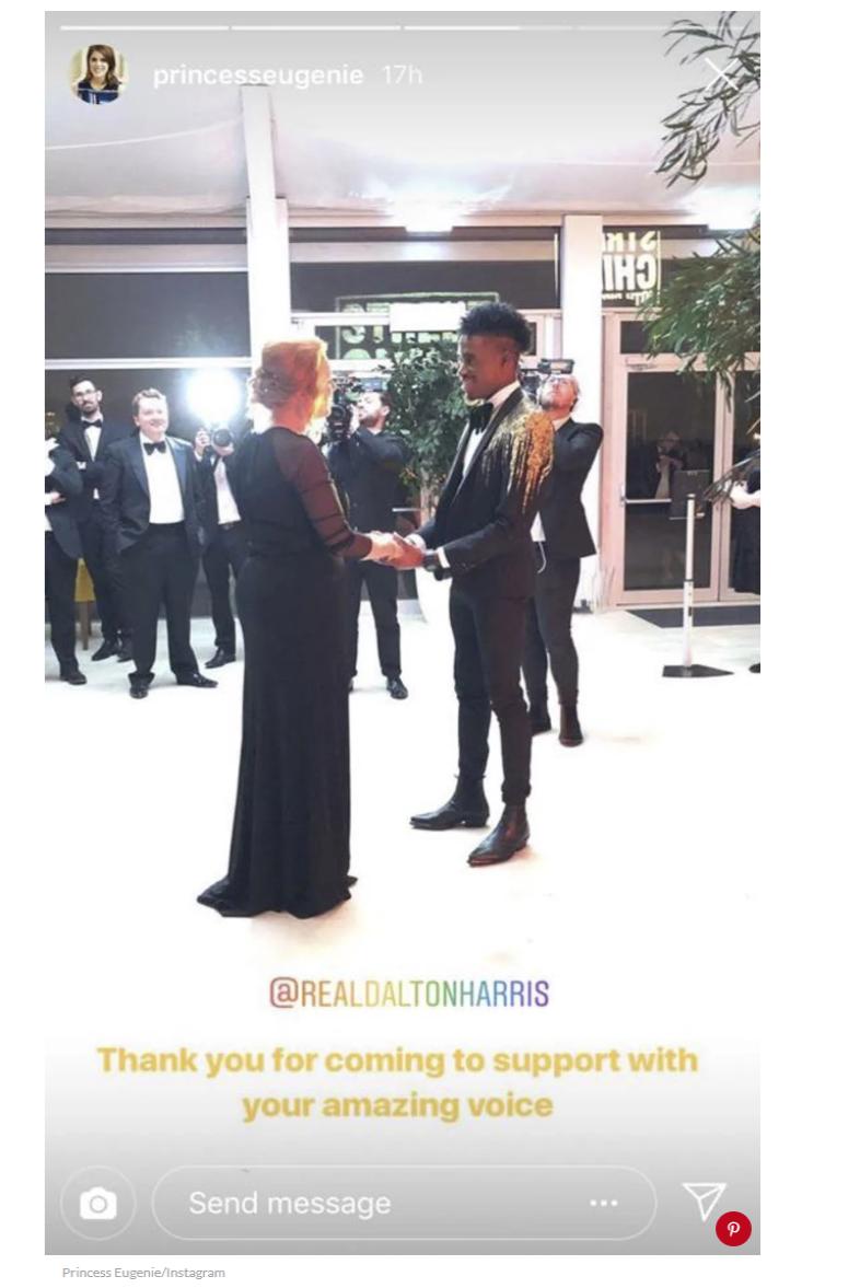2 Princess Eugenie Instagram