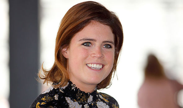 Princess Eugenie celebrated the launch of husband Jack Brooksbanks new tequila Image GETTY