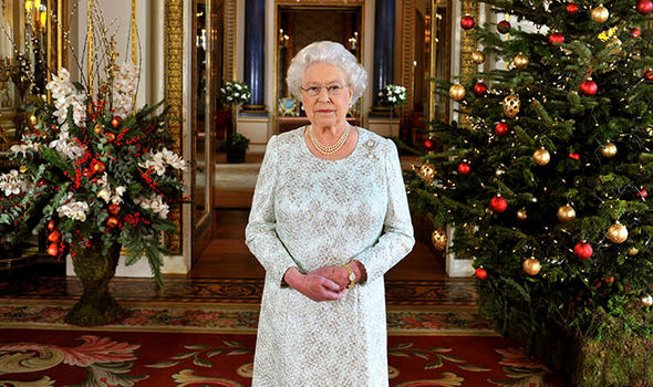 Queen Elizabeth II The Queen always spends Christmas at her Sandringham estate in Norfolk Image GETTY