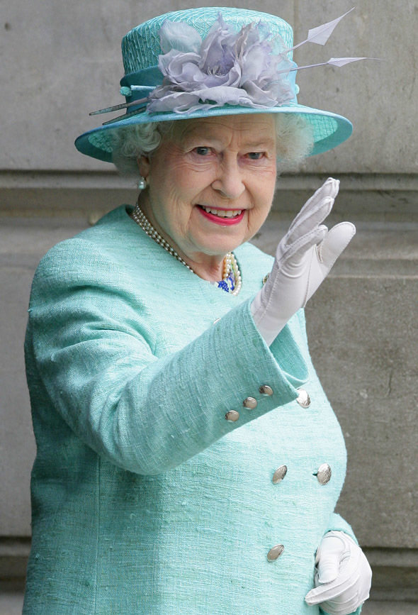Queen Elizabeth II during her UK tour in 2012 for her Diamond Jubilee year in 2012 Image Indigo Getty Images