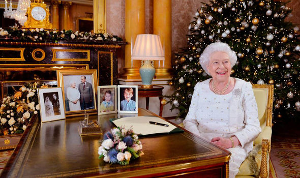 Queen Elizabeth II news The Queen also gives a televised speech every year Image GETTY