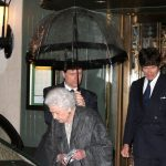 Queen Elizabeth II news The Queen was pictured leaving The Ivy this year Image GETTY