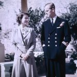Queen Elizabeth II news The couple got engaged secretly in 1946 Image GETTY