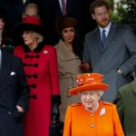 Queen Elizabeth II news The royal family gathered at Sandringham last year Image GETTY
