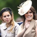 Queen Elizabeth grandchildren Princess Beatrice and Princess Eugenie Image GETTY