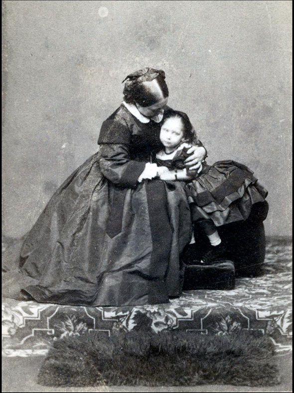 Queen Victoria S Last Days With Prince Albert Personal Photo