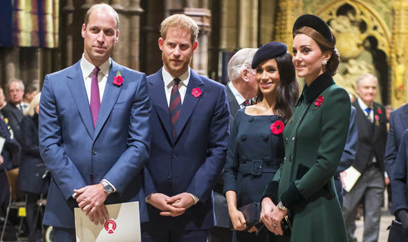 Royal news Queens Christmas card list REVEALED who will get a card this year Image GETTY