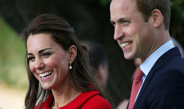 Royal family NICKNAMES Kate refers to Prince William as babe Image GETTY