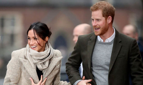 Royal family NICKNAMES Meghan refers to Prince Harry as my love and he calls her Meg Image GETTY