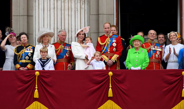 Royal family NICKNAMES The British royals have pet names for each other Image GETTY