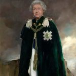 Royal fans and visitors to Holyroodhouse will be able to see the portrait in the Royal Dining Room Image PA