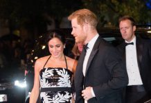 Royal news 2018 is the first year that Harry and Meghan attended as a married couple Image GETTY