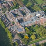 Royal news Kensington Palace as seen from above Image GETTY