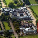 Royal news The couple currently live in Nottingham Cottage in the grounds of Kensington Palace Image GETTY PA