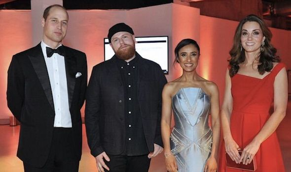 Royal news The young royal couples enjoyed a night of dinner music and laughter Image INSTAGRAM IAMTOMWALKER