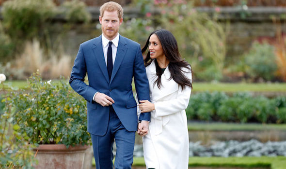 Royal news the Duke and Duchess of Sussex are reportedly looking at more space Image GETTY 2