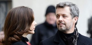 Rumours are swirling that the Crown Princess Mary and Crown Prince Frederik's relationship is on the rocks Source Getty