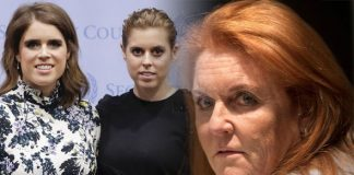 Sarah Ferguson has open up about her two daughter Eugenie and Beatrice as she launched a campaign Image PA•GETTY