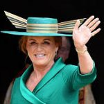 Sarah Ferguson revealed how overwhelming guilt led her to comfort eating Image GETTY