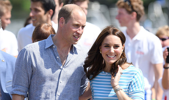 She will push William towards greater levels of achievement as she has a strong character Image GETTY