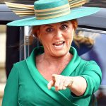She delighted royal fans at her daughters royal wedding Image GETTY