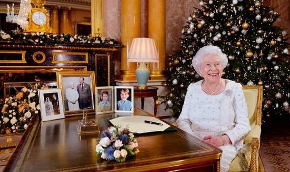 The 93 year old also has three more rules for when the royal family open their presents Image GETTY