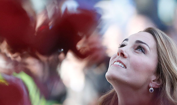 The Duchess of Cambridge recently went to the Imperial War Museum in London Image GETTY