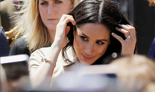 The Duchess of Sussex is loved by millions around the world Image GETTY