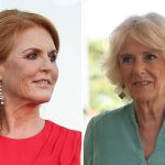 The Duchess of York reveals how she really felt about Duchess Camilla missing Princess Eugenies royal wedding Photo C GETTY
