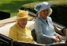 The Queen pays sweet tribute to Camilla in birthday speech to Prince Charles Photo C GETTY IMAGES