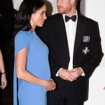 The Royal baby is expected to be born in May Image Getty