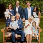 The Sunday Times magazine released a set of family portraits for Prince Charles 70th birthday Photo C GETTY