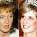 The magazine editor was told the Duchess wanted the cover because she knew Diana was having one too Image Getty