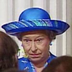 The moment the Queen reacted to Tony Blairs epic blunder at her 50th wedding anniversary Image Netflix
