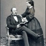 The pictures are some of the last taken with Queen Victoria and Prince Albert together Image BNPS