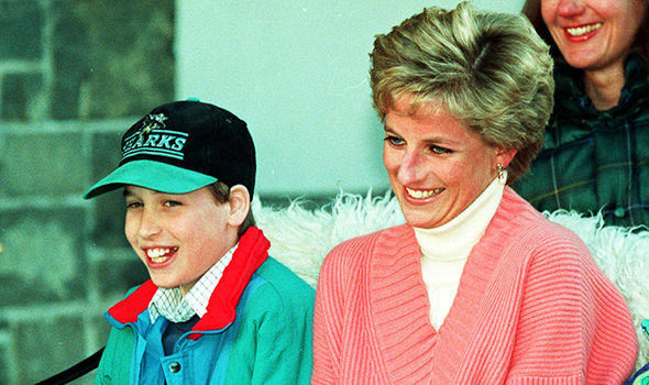 The third in line for the throne said he understood why his mother made the decision to go public Image PA